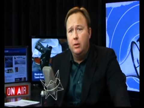1-26-11 The Alex Jones Show - Abercombie: no records of Obama (Barry Satoero)