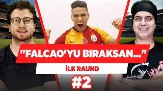"""Falcao'yu bıraksan Florya'dan Türk T"