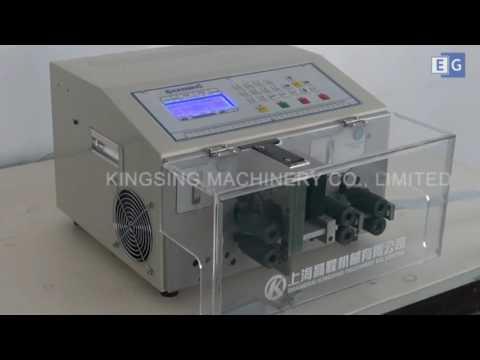 видео: Станок для нарезки и зачистки кабеля ks-09k (плоский кабель 36 мм)