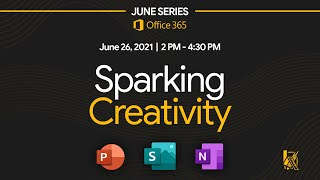 Sparking Creativity Using Sway, Onenote and PowerPoint Presentation