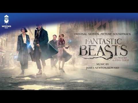OFFICIAL: Blind Pig - Fantastic Beasts Soundtrack - EMMI