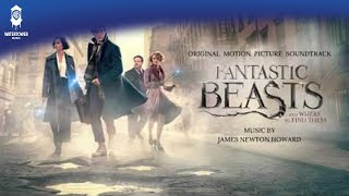 Fantastic Beasts and Where To Find Them Official Soundtrack | Blind Pig - EMMI | WaterTower