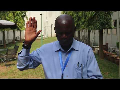 UNICEF Nigeria Staff Oath Retaking 2017