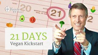 21-Day Vegan Kickstart - Neal Barnard, MD
