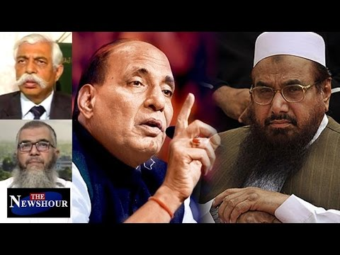 Direct Message To Pakistan - Hand Over Hafiz Saeed!: The Newshour Debate (22nd Feb)