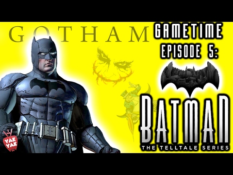 Discovering Games Episode 5: Batman a Telltale Series....YOU CHOOSE THE PATH YOU TAKE!🎮