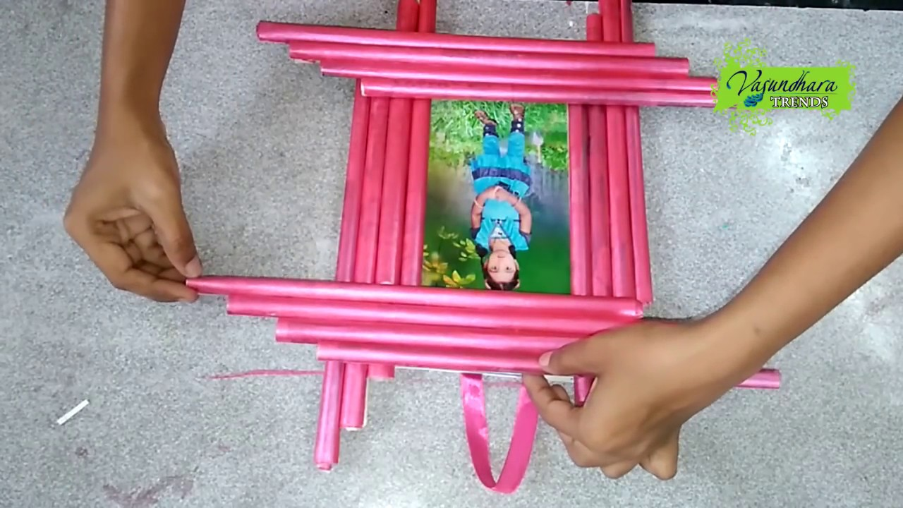 Make Photo Frame At Home - Frame Design & Reviews