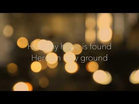 At the cross - Chris Tomlin - Piano version (Karaoke with lyrics)