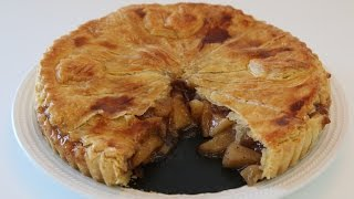 Best Apple Pie Recipe - CookingWithAlia - Episode 350