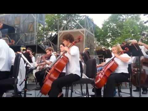 Buffalo Philharmonic Orchestra Celebrates Shakespeare, Delaware Park