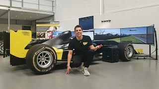 My New £20,000 Racing Simulator!   REVEALED