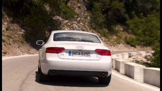 2013 Audi A5 Coupe - Driving Scenes