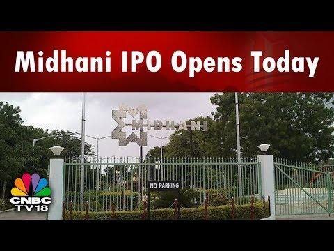 Midhani IPO Opens Today   Bazaar Corporate Radar (Part 1)   CNBC TV18