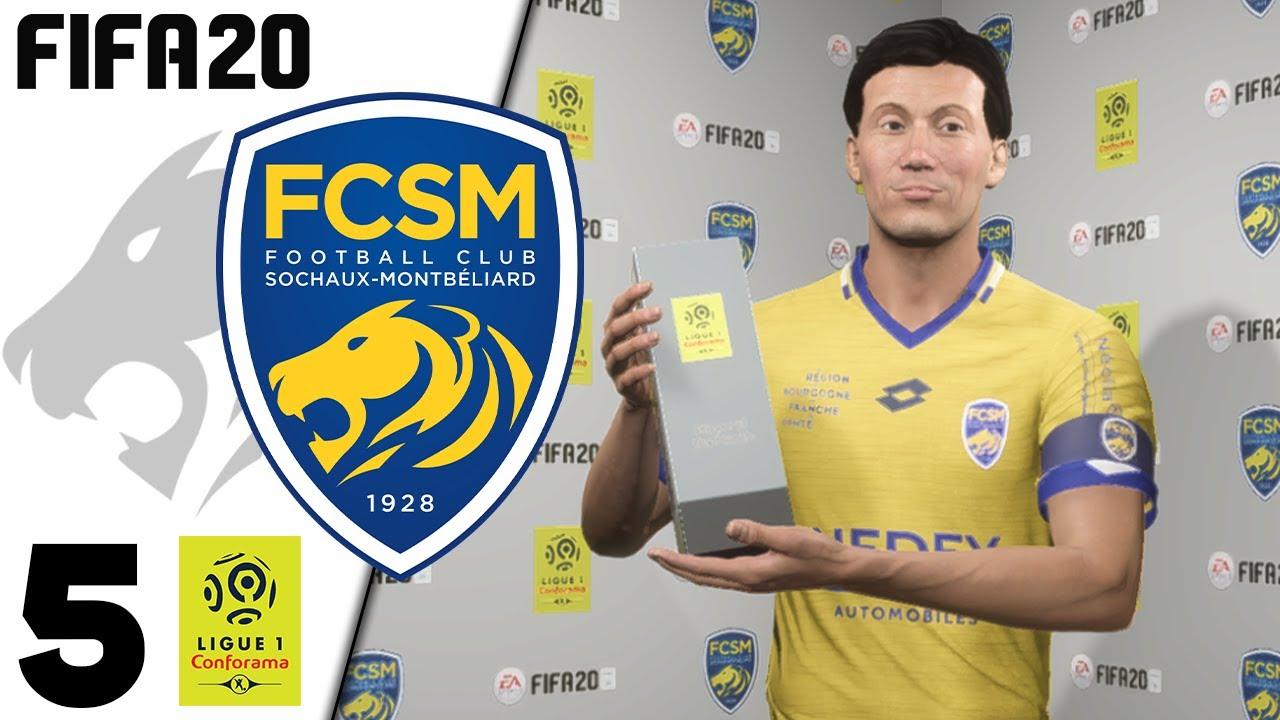 FIFA20   CARRIÈRE CDF   SAISON 5 : LE NOUVEAU ZIDANE !