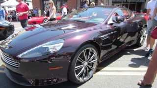 Aston Martin Dragon 88 Limited Edition Videos