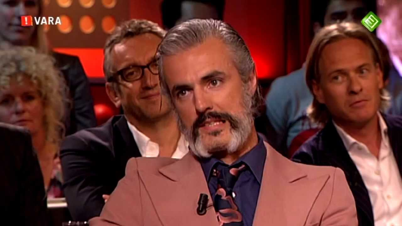 ruben block  triggerfinger  hd - sweet dreams  eurythmics  - dwdd 19 mei 2011