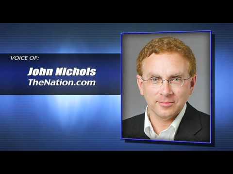 Papantonio: John Nichols on Wisconsin