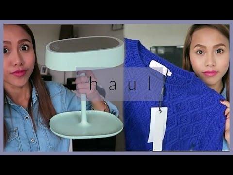 CLOTHING & COOL STUFF HAUL (Stylewe + Gearbest) | rhaze