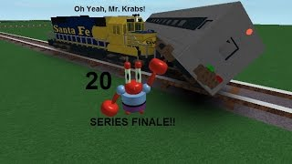 ROBLOX: Oh Yeah, Mr. Krabs 20 (Series Finale)
