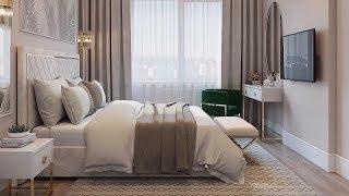 Interior Design / Modern Bedroom 2019 / Bedroom Decorating Ideas