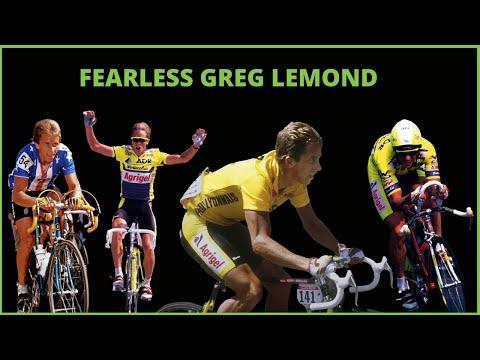 Fearless Greg Lemond