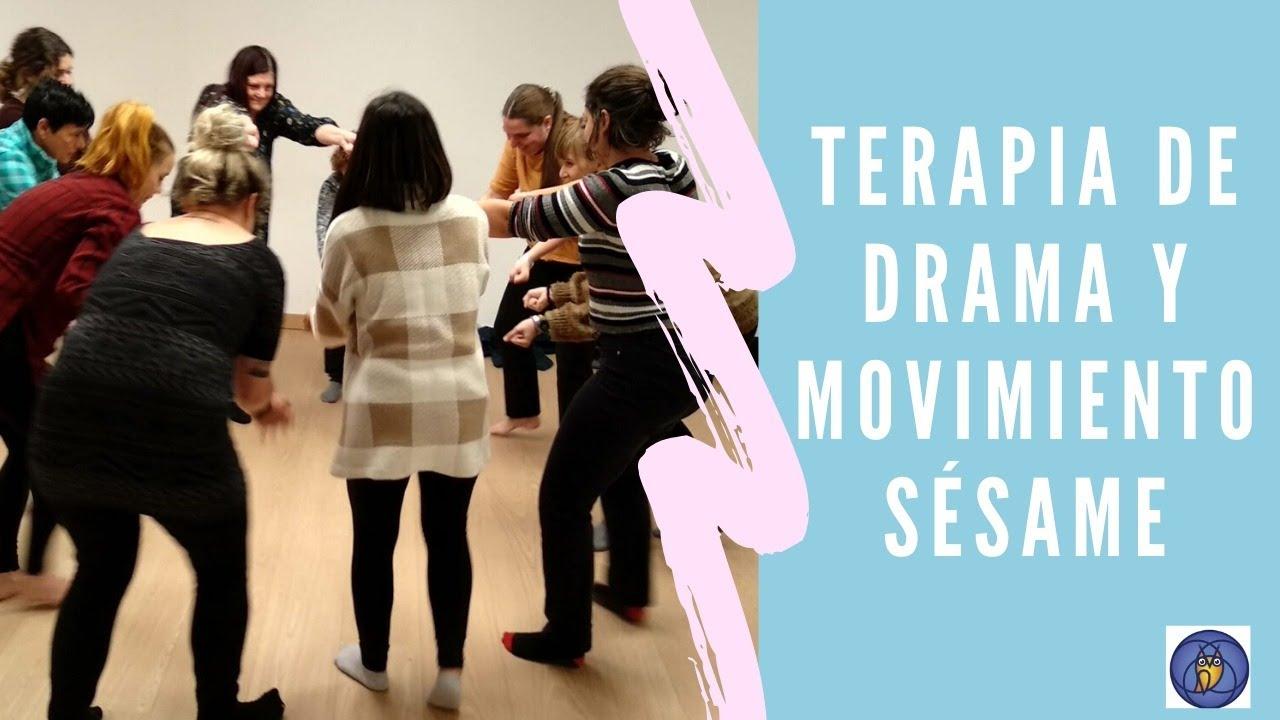 Presentación Sésame (Terapia de Drama y Movimiento)
