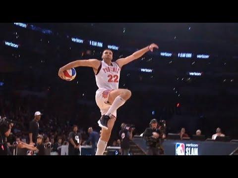 Larry Nance Jr. - 2018 NBA Slam Dunk Contest (Runner-Up)