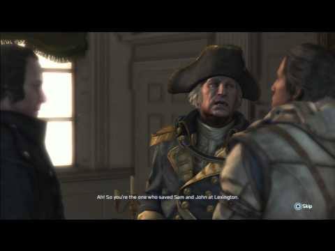 Assassins Creed 3 Continental Congress