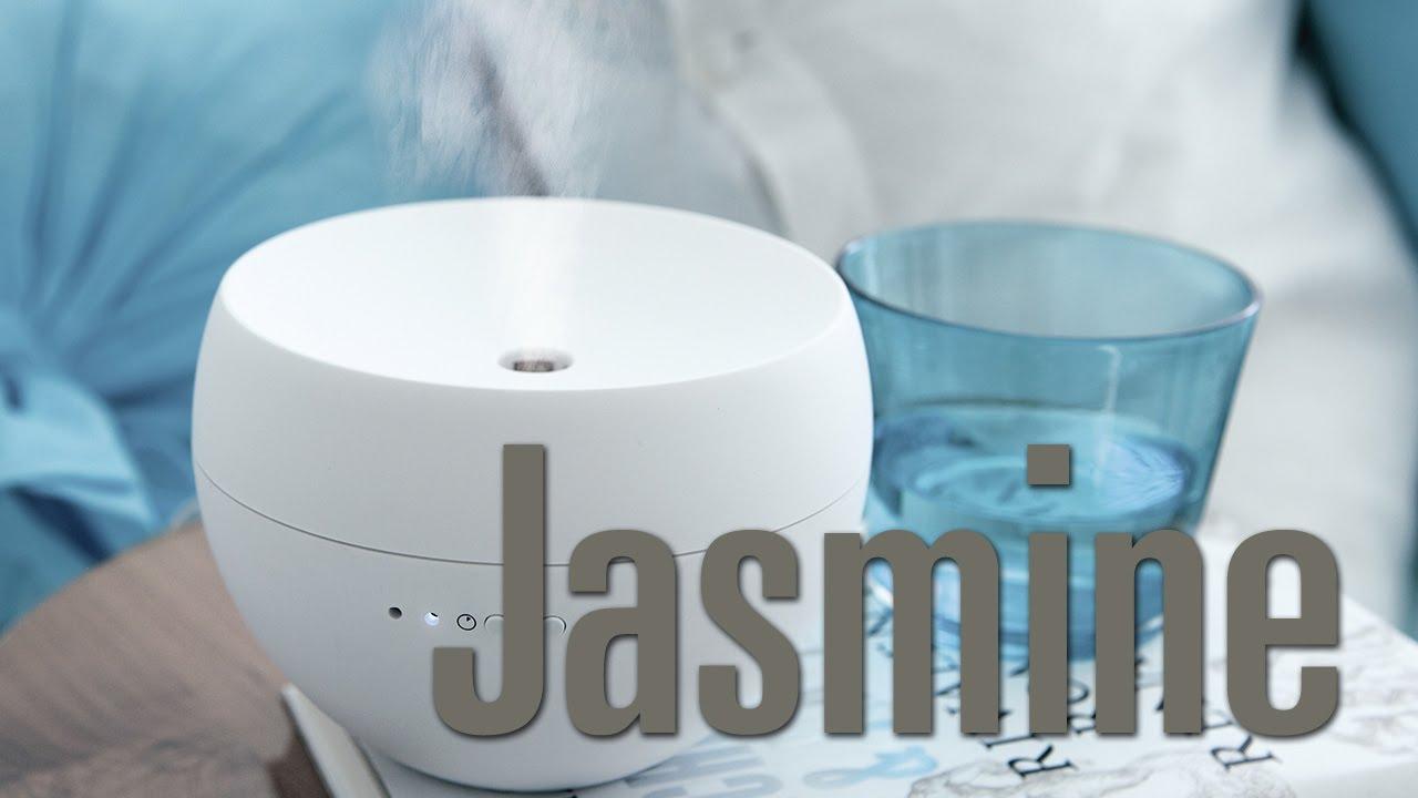 Jasmine Diffuser // Black video thumbnail