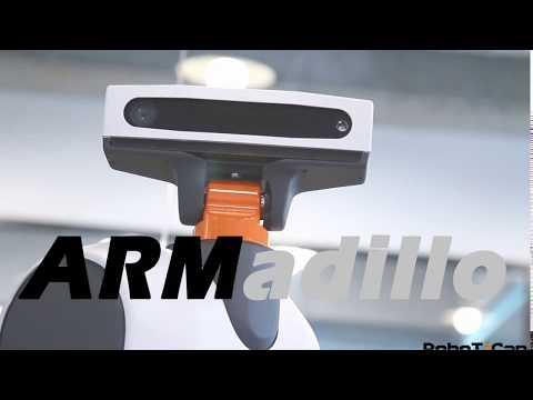 ARMadillo Autonomous Assistive robot