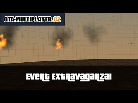 SAMP: Event Extravaganza