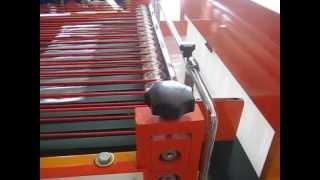 видео: Станок для производтво пакетов-Zipper bags