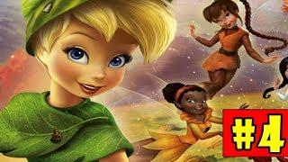 Disney Fairies: Tinker Bell's Adventure - Walkthrough - Part 4 - Winter Morning (PC HD) [1080p60FPS]
