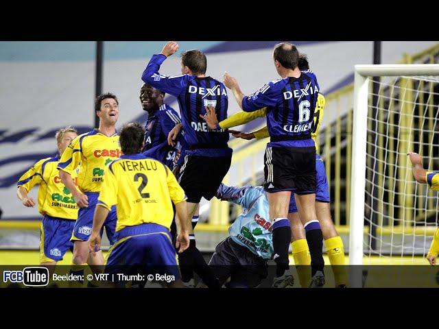 2006-2007 - Beker Van België - 02. 8ste Finale - Club Brugge - VC Westerlo 1-0