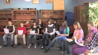 2011.11 Открытый урок по музыке 6 класс