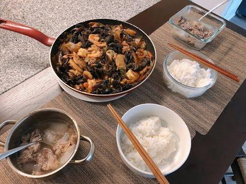帽子小饭桌 || 冬瓜肥牛汤 || winter melon beef soup || what I eat?? || 开饭