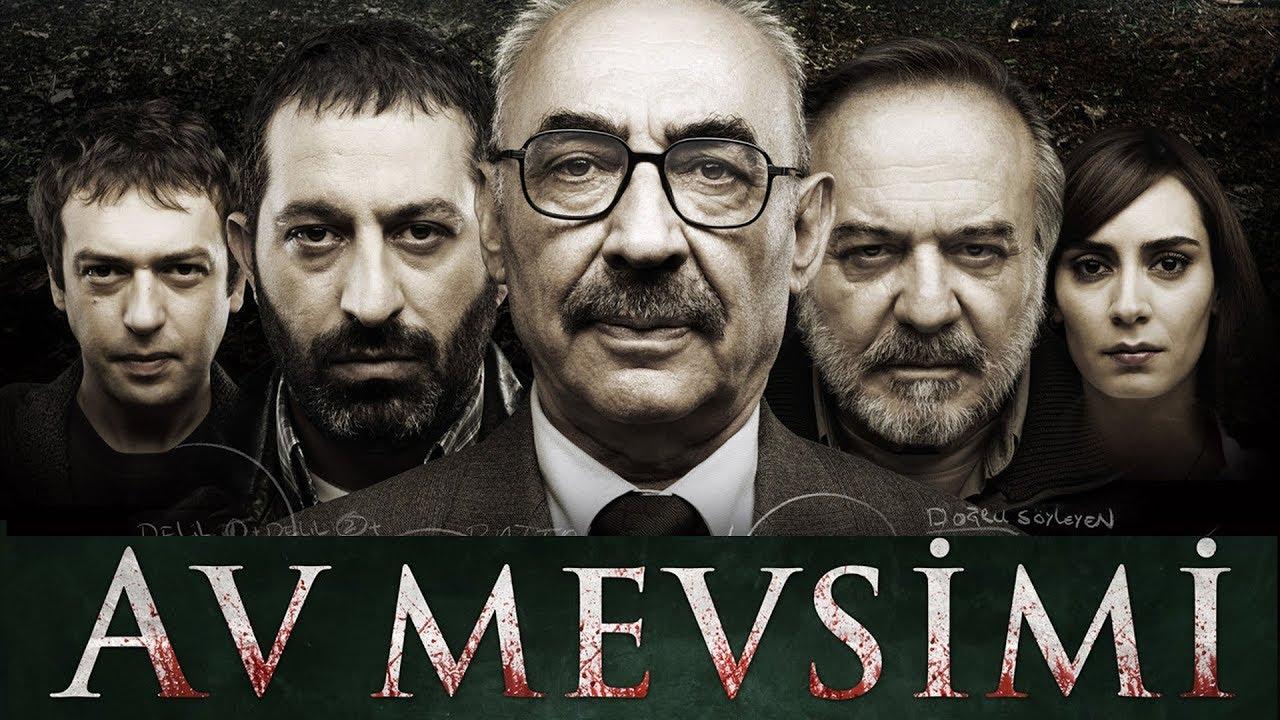 Av Mevsimi   Şener Şen, Cem Yılmaz Türk Gerilim Filmi