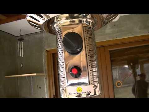 Газова печка Master BP 13 - тип гъба 5-13kW