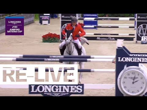 RE-LIVE | Queen's Cup | Longines FEI Jumping Nations Cup™ 2019 Final | Barcelona (ESP)