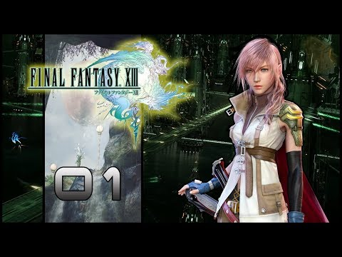 Guia Final Fantasy XIII (PS3) Parte 1 - El Despeñadero