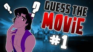 Μάντεψε την ταινία της Disney | Challenge #1