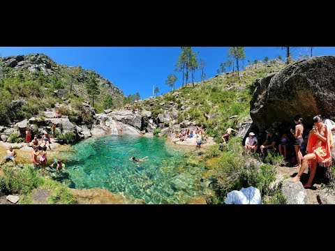 PenedaGerês National Parc    Poço Azul    2017