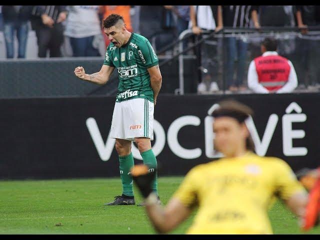Gol de Moisés - Corinthians 3 x 2 Palmeiras - Narração de Nilson César