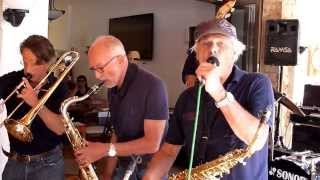 "Majorca 2013: Charlestown Jazzband plays ""Sweet Home Majorca"""