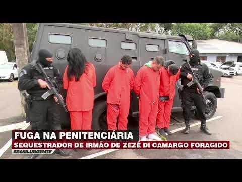 Sequestrador de irmão de Zezé Di Camargo está foragido