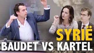 Baudet vs kartel over Syrië (volledige inbreng debat)
