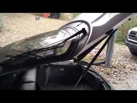 3000GT Windshield Wiper/spoiler Removal