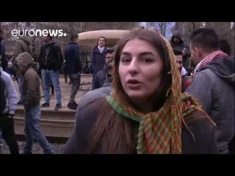 Türkei verurteilt Kurden Demonstration in Frankfurt Doppelmoral