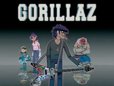 Clint Eastwood, Gorillaz (HQ Audio)