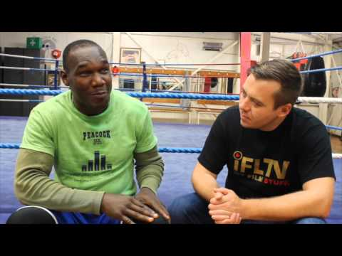 OVILL McKENZIE REFLECTS ON COURAGEOUS DISPLAY IN ARGENTINA & SHOWS LOVE FOR LIAM SMITH & FLANAGAN
